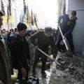 Esmaspäevane müüriladumine Kiievis