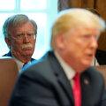 Politico: vallandatud julgeolekunõunik Bolton sarjas eralõunal Trumpi välispoliitikat