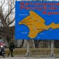 Eerik-Niiles Kross: Lääs on Krimmi annekteerimisele andnud de facto tunnustuse