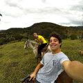 Hobustel João maakodus.