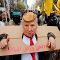USA vastased meeleavaldused Iraanis