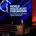 Iisraeli holokaustimuuseum vabandas Venemaale soodsa video näitamise eest foorumil