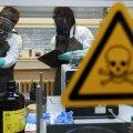 Saksa teadlased kontrollivad, et see nõu sariini ei sisalda.