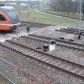 ВИДЕО: Когда беда не произошла чудом: смотрите подборку счастливых случайностей на железных дорогах Эстонии
