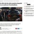Politsei vabastas Hispaanias autosse lõksu jäänud Eesti lapse