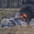 Venemaal kukkus alla sõjaväe helikopter Mil Mi-28