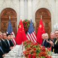 USA ja Hiina majandussõda pausil: uutest tariifidest loobuti. Ajutiselt