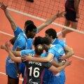 Russian Men's Volleyball Super League. Zenit-Kazan vs. Belogorye