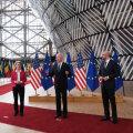 Итоги саммита США-ЕС: договорились защищать демократию от России, решили торговый спор и пригрозили Лукашенко