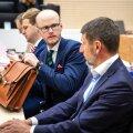 TÖÖHOOS: Paul Keres kaitseb Tallinna Sadama korruptsiooniprotsessil Ain Kaljuranda.