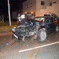 ФОТО | В Виймси юный водитель на BMW врезался в дерево