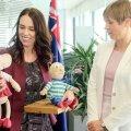 FOTOD | President Kaljulaid kohtus Uus-Meremaa peaministri Jacinda Arderniga, kellele kinkis Lotte ja Bruno nukud
