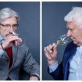 Aastalõpu parimaid vahuveine pakuvad kaks legendi ja vahuveinisõpra, sommeljeed Matti Timmermann ning Rein Kasela.