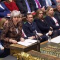 Briti parlament hääletab Brexiti-kokkuleppe paranduste üle, konservatiividel on plaan kokkuleppeta lahkumise puhuks