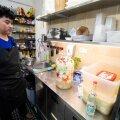 Noodle Box ja Hiinast pärit kokk Chen Shuoa