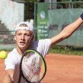 Mark Lajal 2020. aastal Eesti noorte meistrivõistlustel Kadriorus