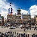 Hollandi kuninga ametissepühitsemine: 5000 külalist, 10 000 politseinikku