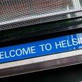 Silt Helsingi sadamas