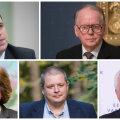 Riigikogu Keskerakonna fraktsioon jätkab seniste juhtidega