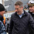 Briti kaitseminister: saadame venelaste heidutamiseks Mustale merele oma sõjalaevad