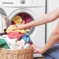 Kui masin on korralikult pesu täis, kasutate seda veekogust efektiivsemalt kui poolikult täidetud masinaga.