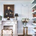 ФОТО | Королевское великолепие! Эта квартира в обычной мустамяэской панельке напоминает роскошный французский замок