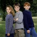 """Esimese """"Harry Potteri"""" filmi noored tähed 2001. aastal. (Foto: Capital Pictures / Scanpix)"""