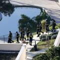 Wuhanist evakueeritute karantiinipaigaks valitud Prantsuse väikelinnas puhkes linnapea sõnul paanika