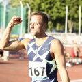 Rasmus Mägi parandas 400 meetri jooksus Eesti rekordit.