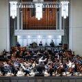Peale Odessasse sõidu jäävad ära mitu teist ERSO sügisesse planeeritud kontserdireisi.