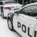 Soomes lasi politsei maha relvaga ähvardanud mehe