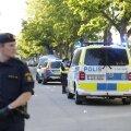 В Стокгольме застрелили женщину. Она находилась в квартире, стреляли с улицы