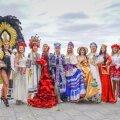 Mrs. Europe 2021. Участницы конкурса национального костюма