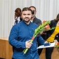 Kodanikujulguse aumärgid 2019. Pildil Roland Burk.