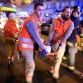 Mida on teada Pariisi rünnanud terroristide kohta?