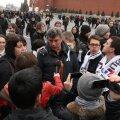 Delfi Moskvas: Punane väljak muutus Valgeks väljakuks