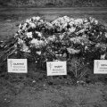 3. aprillil peeti matused Tallinna kalmistul. Terve pere maeti samal ajal, samale hauaplatsile.