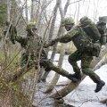 Солдаты-медики срочной службы приняли участие в учениях по оказанию медицинской помощи