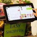 В эстонских магазинах могут появиться тележки нового поколения