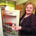 Petseris elav Linda Liman toob lihakraami nüüd Venemaalt, sest rubla kukkumise tõttu ei tasu seda enam Eestis ostmas käia.