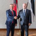 Спикер Рийгикогу: Эстония поддерживает интеграцию Албании в Евросоюз