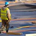 Eesti ehitusmees jäi Soomes seinaelemendi alla ja suri