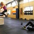 SUUR TRENNIGIID, 18. osa: CrossFit algajatele! Esmapilgul lihtsad harjutused esitavad kehale tohutu väljakutse
