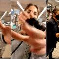 ВИДЕО | Инцидент в магазине: обязательство носить маску привело к физическому конфликту