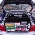 Iltalehti: maksutõusude tõttu ostavad soomlased Eestist 30-40% vähem alkoholi kui varem