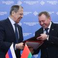 """Lavrov: Valgevene asub koos Venemaaga """"ajaloolist tõde"""" kaitsma"""