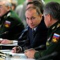VIDEO | Putin lasi isiklikult välja neli ballistilist raketti
