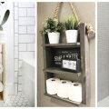 FOTOD | 10 stiilset ideed, kuidas kodus tualettpaberit hoiustada