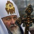Vene õigeusukiriku juht tuleb Eestisse visiidile