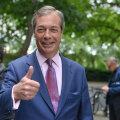 Nigel Farage nõudis omale kohta Brexiti-läbirääkimistel